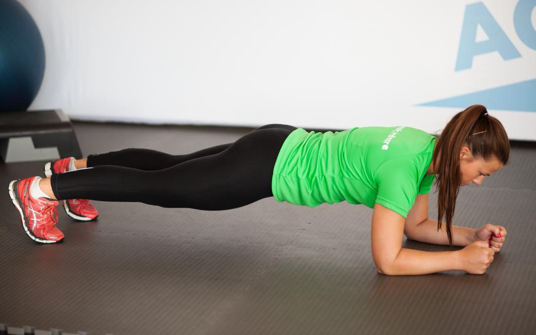 Zeit zum Trainieren finden – 6 einfache Grundübungen