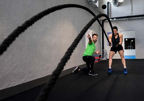 Open Fitness Week im September